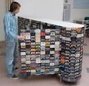 Cassette furniture!