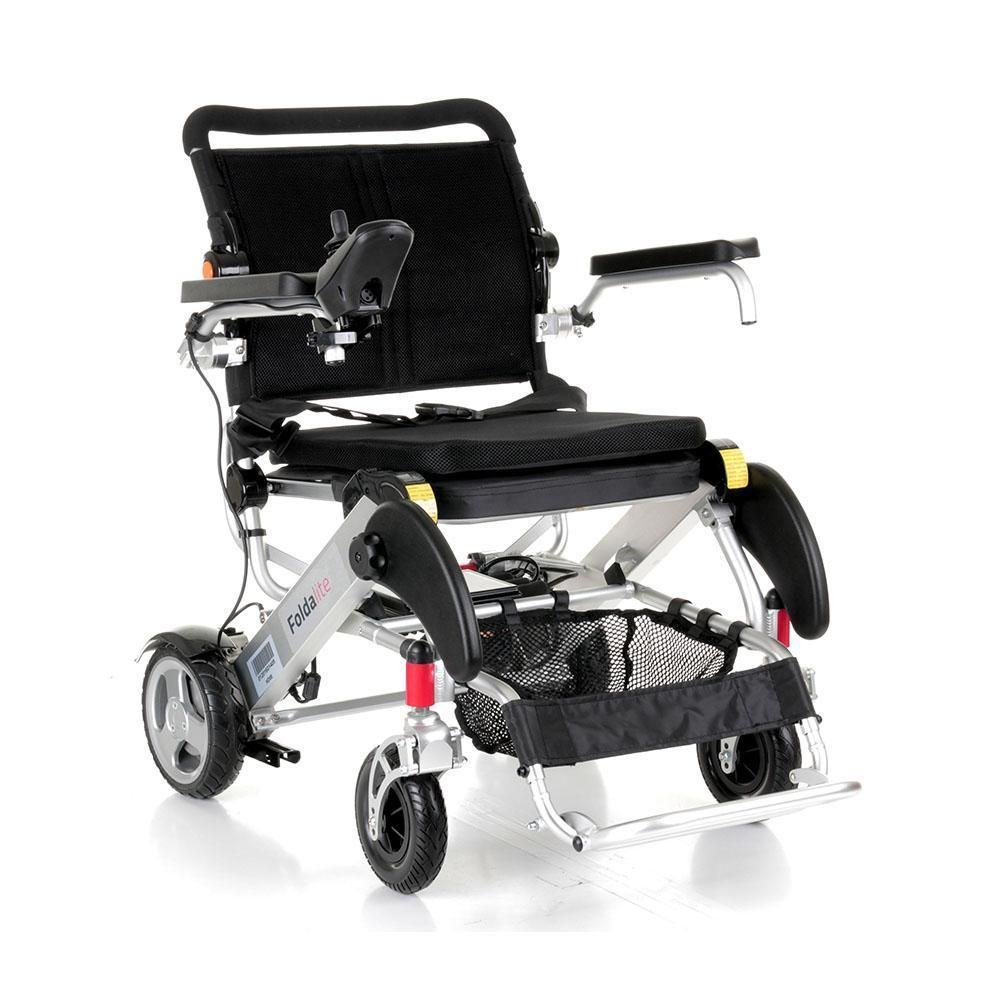 Buy Foldalite Pro Electric Wheelchair Electric