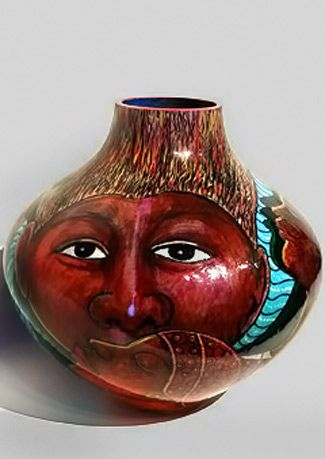 Afro American Sculpture Archives Ceramics And Pottery Arts And Resources American Art Afro American Pottery Art