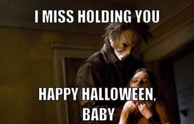Latest Happy Halloween Funny Meme