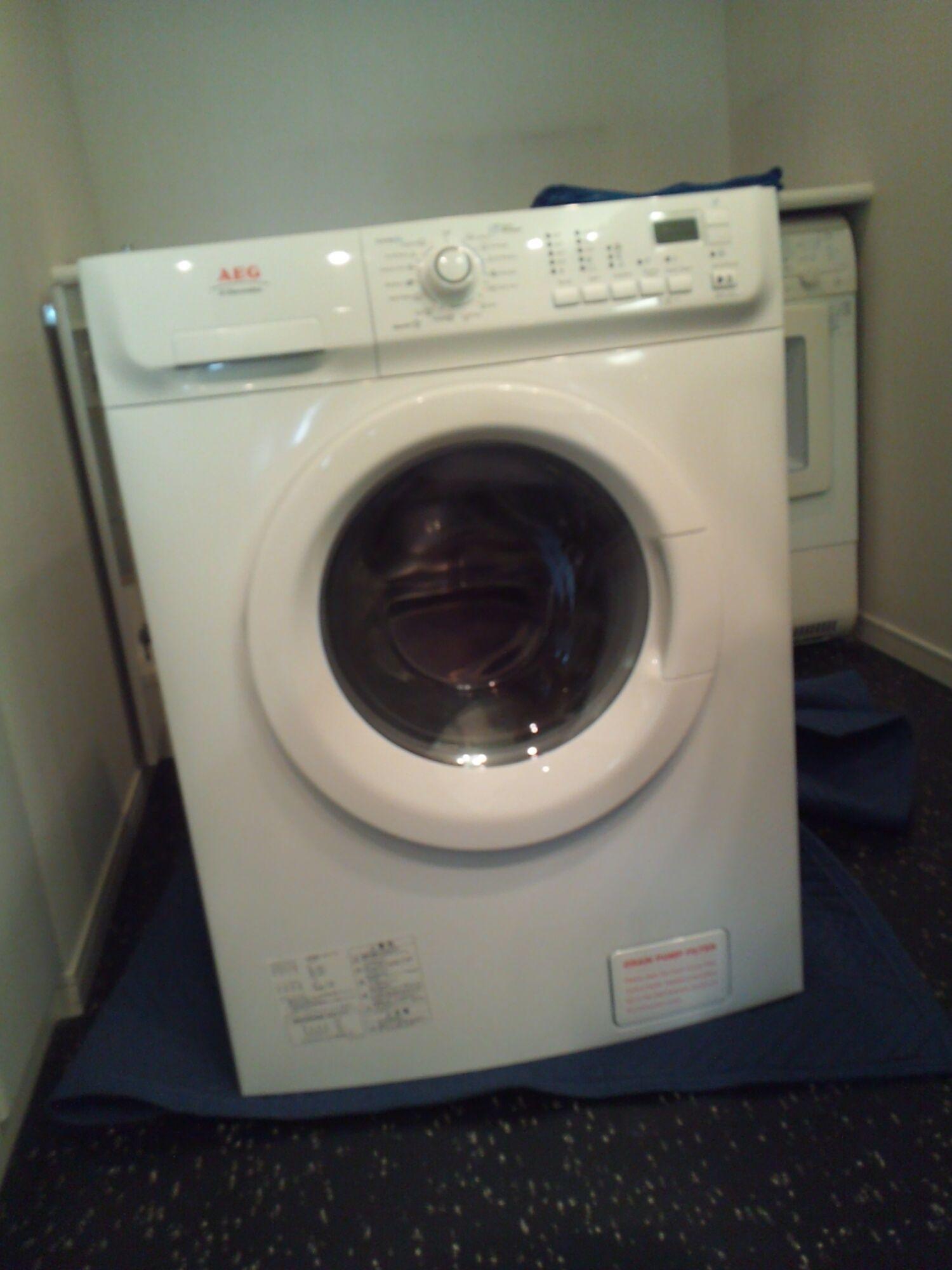 AEG 全自動洗濯乾燥機 EWW1273 ¥31,5000- http://www.kenthouse.co.jp/aeg/item/EWW1291.html