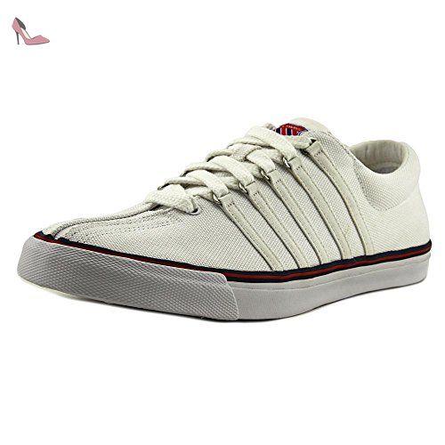 K-SWISS - BIGSHOT - 5357 - Chaussures - Femme - Taille: 41.5  noir/bleu Shimano shrp5pc470sw00–Chaussures cyclisme ARIAT Damen Reitstiefelette CHALLENGE SQUARE TOE Zip PADDOCK (mit Reißverschluß vorne)  Multicolore-Gris/Blanc (Gridos/Gridos/Blacla) mqvmN8D