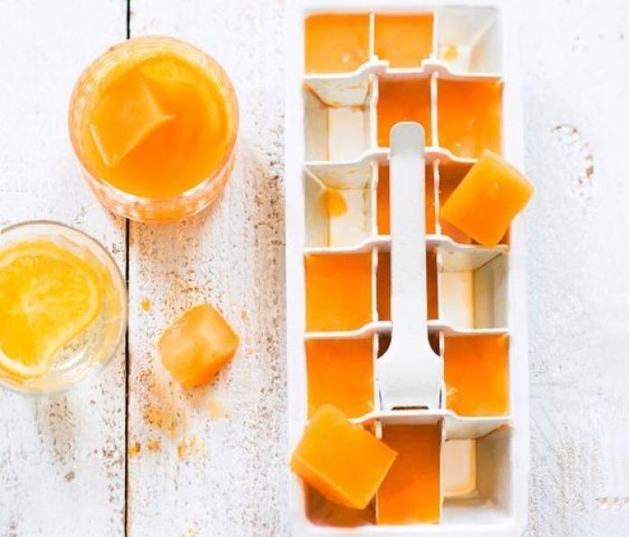 La recette des Spritz ice cube