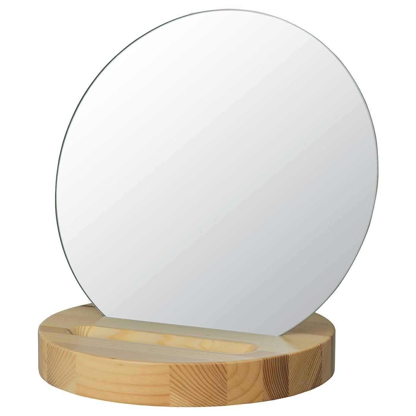 Tavolino Che Diventa Tavolo Ikea roverud specchio da tavolo 24 cm nel 2020 | specchio da