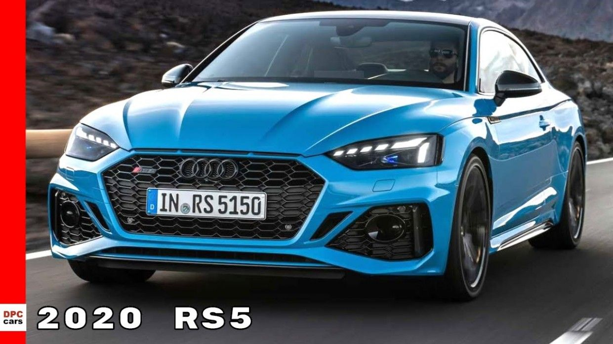 2020 Audi Rs5 Redesign And Review in 2020 Audi rs5, Audi