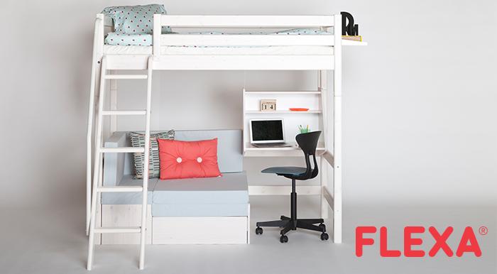 Flexa Thuka Halfhoogslaper.Flexa Half Hoogslapers Kidsgigant Huis In 2019 Girls Bedroom