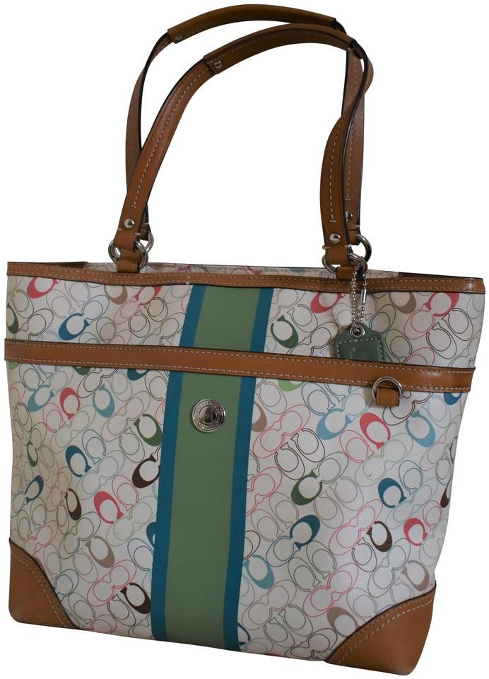 b0317d047947 See why fashionistas trust Tradesy for guaranteed authentic Coach totes at  up to 70% off. Safe shipping and easy returns.