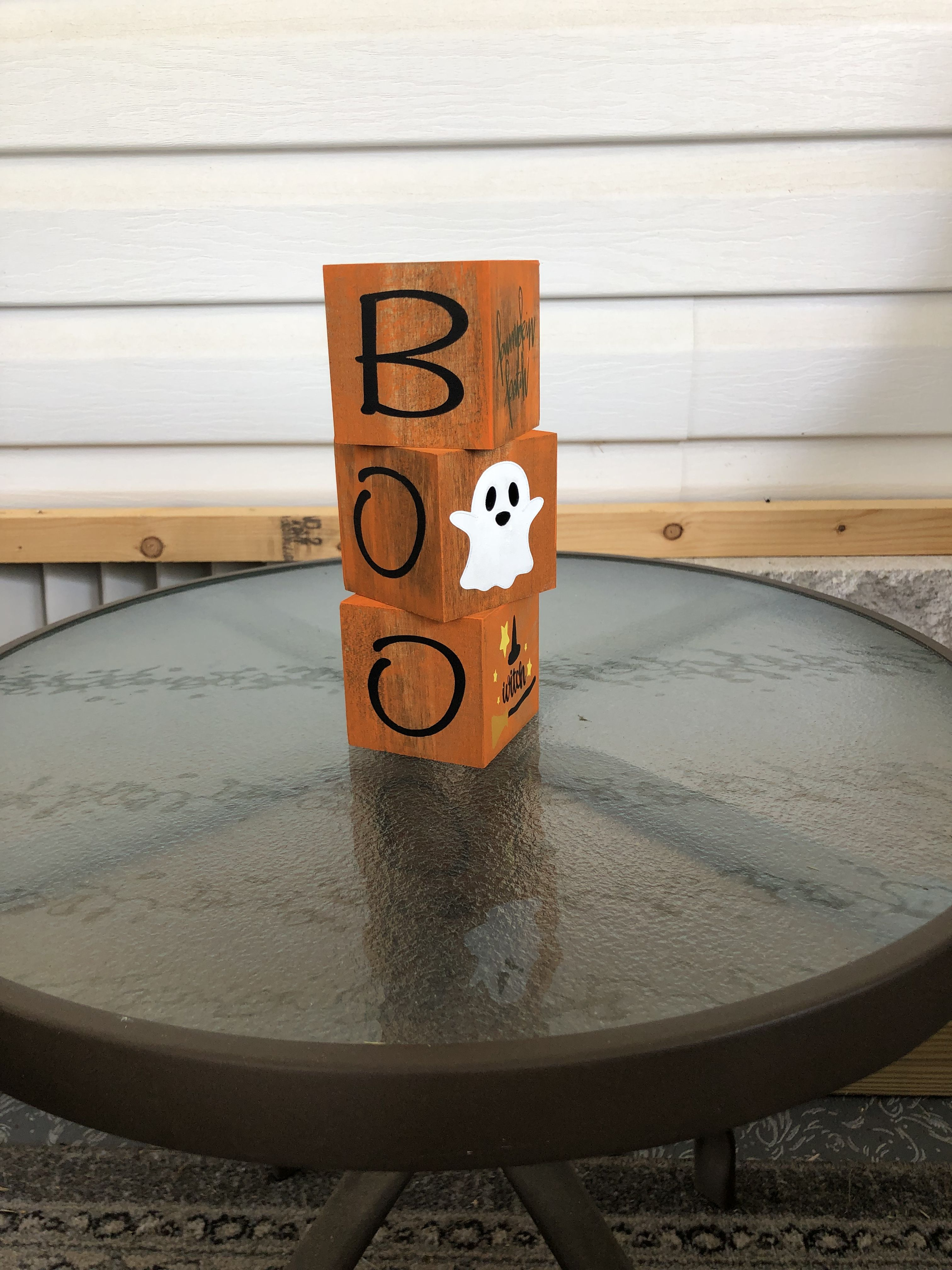34++ Halloween wood block crafts info