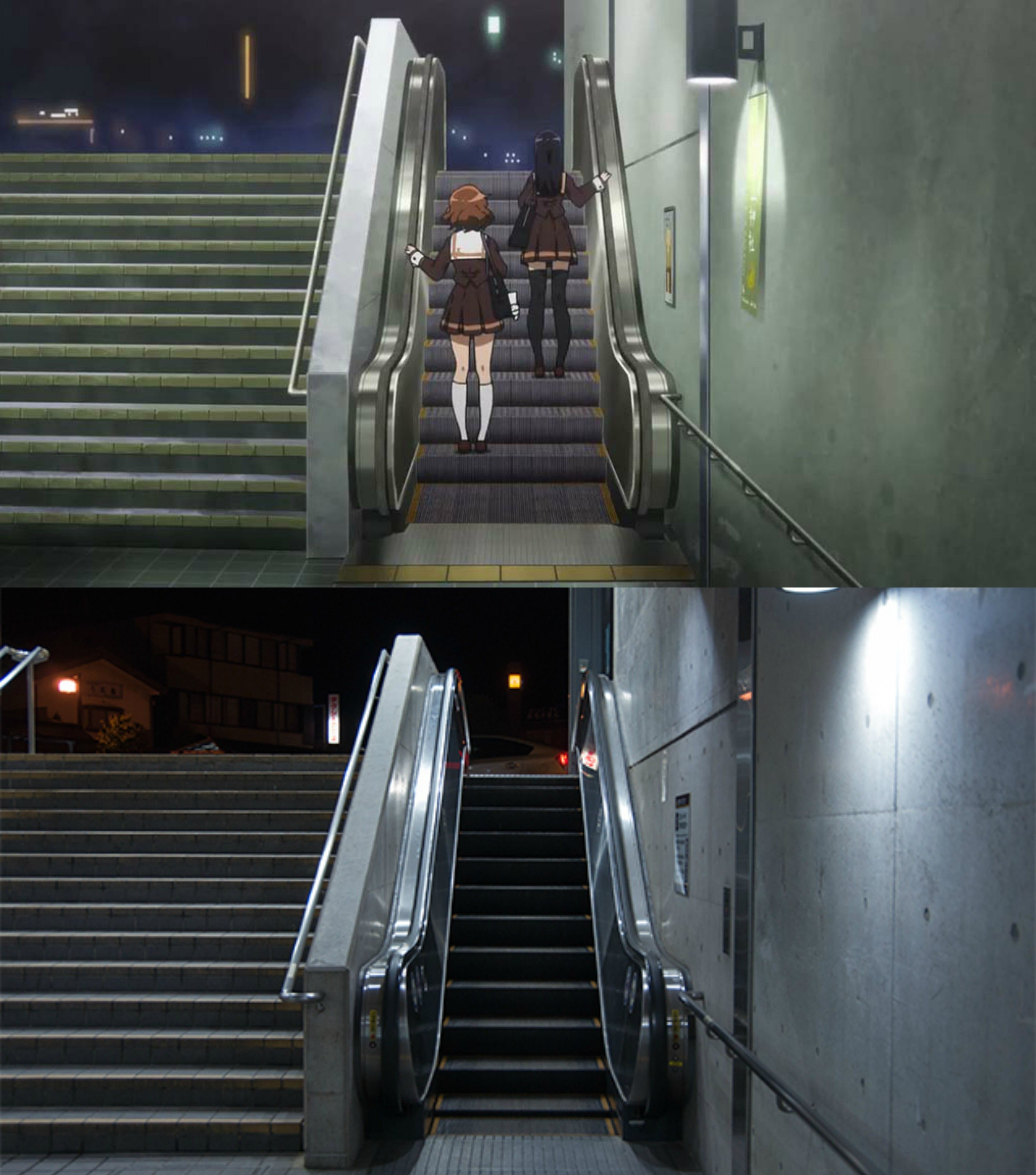 hibike euphonium ユーフォニアム 聖地巡礼 京都アニメーション