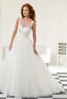 Lovely EK1005 - In stock today - Ten Fashions Bridal Boutique