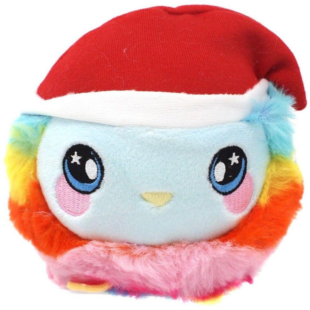Squeezamals Holiday Series Fairy Owl 3.5Inch Plush Cute