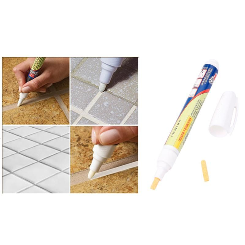 Buy BUYINCOINS 1Pcs/Lot Grout Aide Repair Tile Marker Wall Pen Tool ...