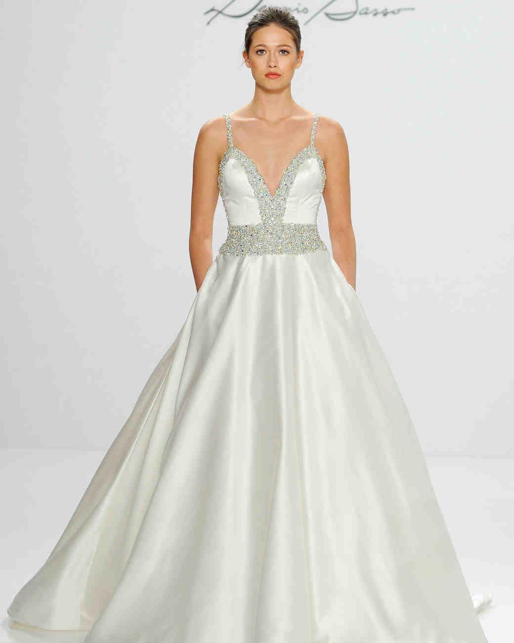 Dennis Basso for Kleinfeld 2017 Wedding Dress Collection | Martha ...