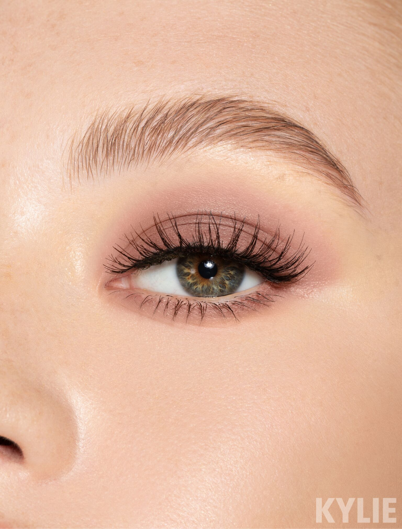 Party Time Eyeshadow Single Eye makeup, Makeup, Kylie