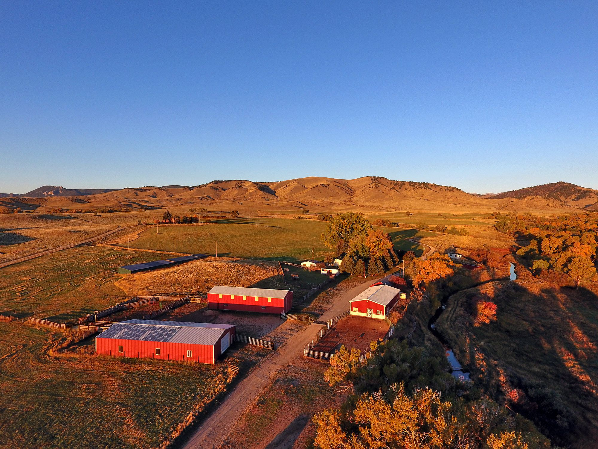 Thom Ranch near Buffalo, Wyoming for sale Wyoming