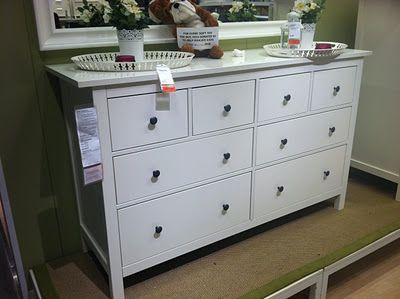 Ikea Hemnes Dresser Schlafzimmer