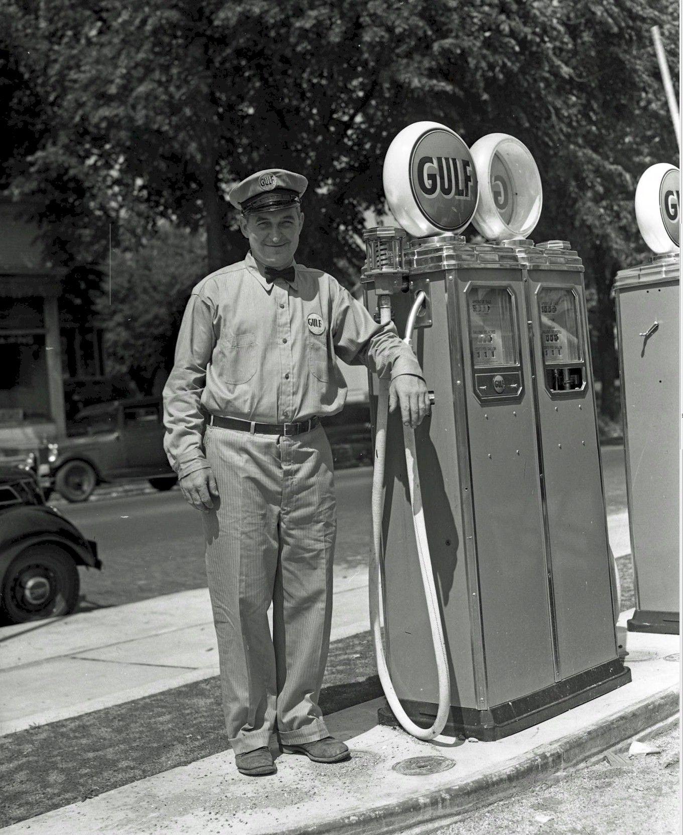 Gulf Attendant