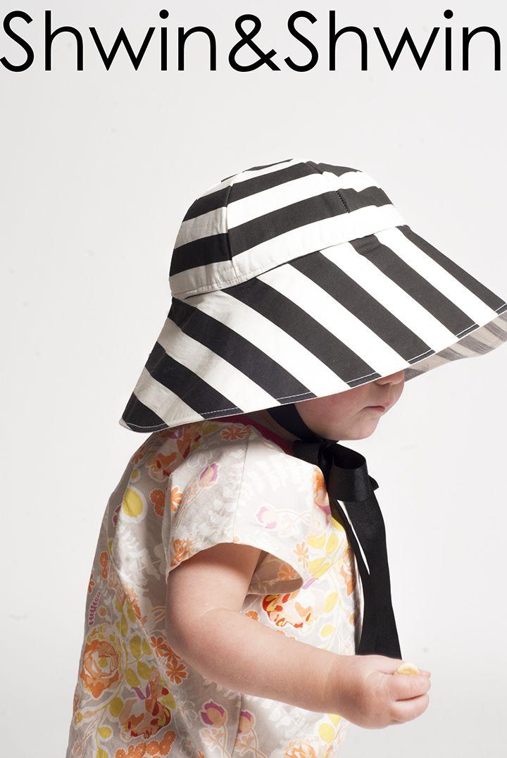 Here Comes the Sun{hat} | Nähen und Inspiration für Kinder | Costura ...