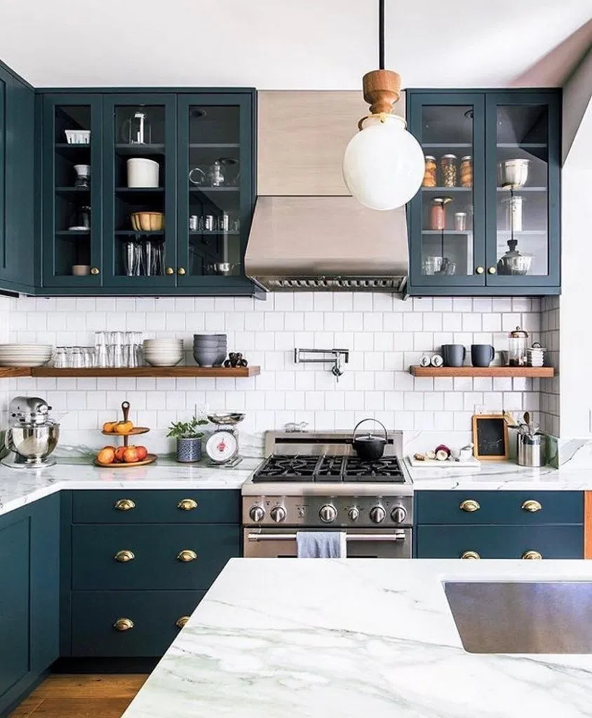 9 design ideas for boho style kitchens 9 kitchen bohokitchen ...