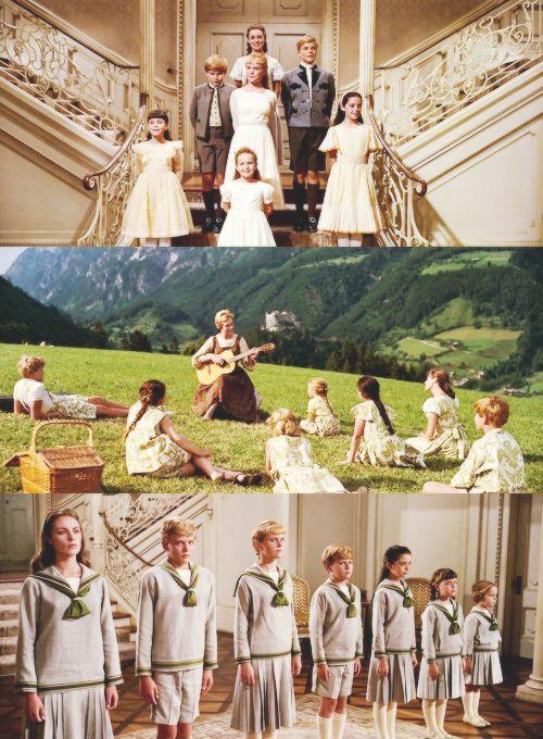 """オオカミの少女 - """"The Von Trapp children don't play. They march."""""""