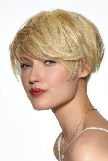 Coupe de cheveux femme court ete