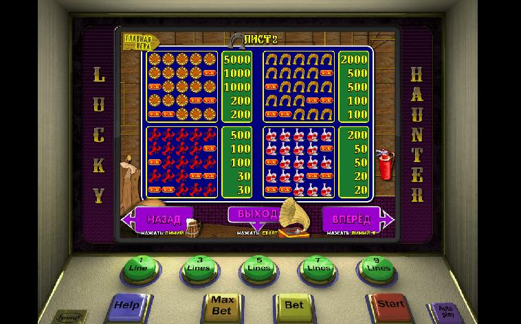 скачать игровые автоматы на компъютер
