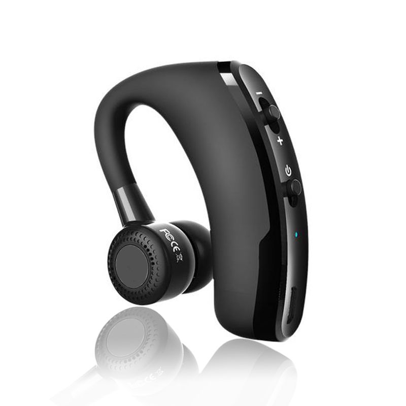 b6930043b45 Best Seller Handsfree Business Bluetooth Headphone With Mic Voice Control  Wireless Earphone Bluetooth Headset For Drive Noise Cancelling