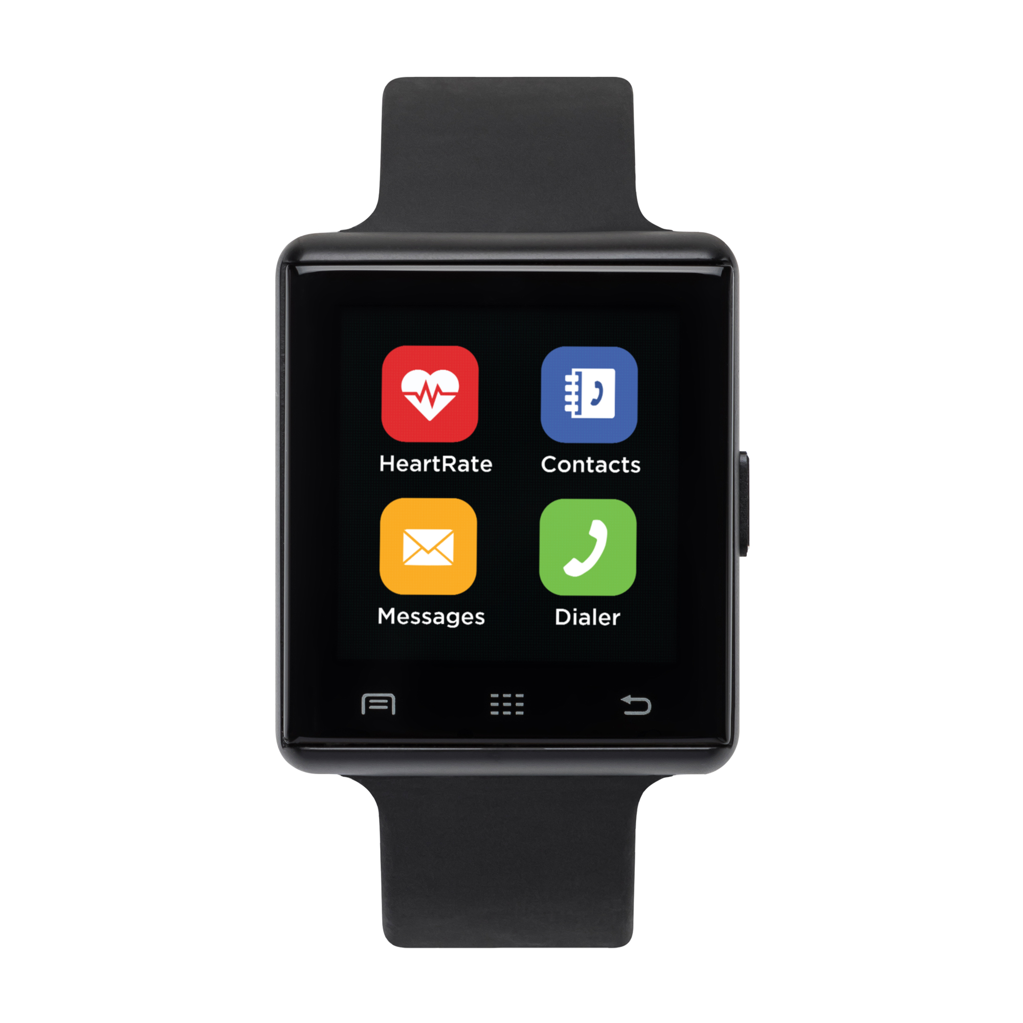 The iTouch Air 2 Smartwatch in Black Smart watch, Watch