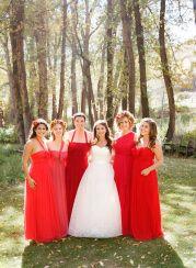 Colore Wedding: rosso