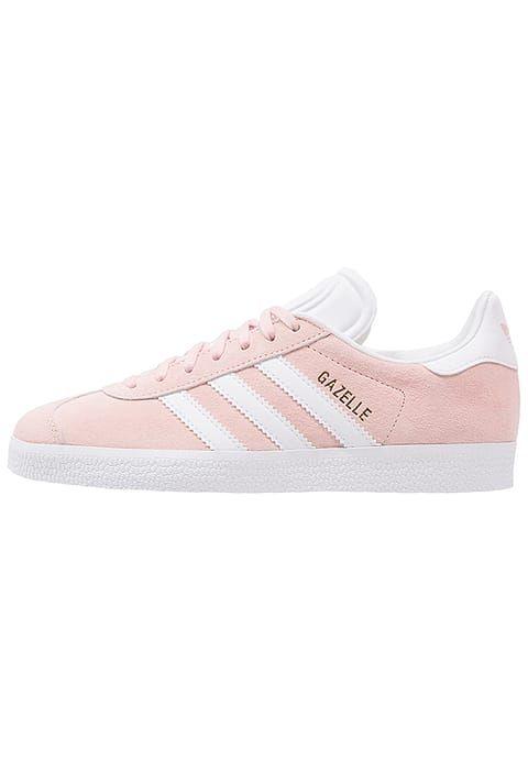 new product 79205 37235 adidas Originals GAZELLE - Zapatillas - vapour pink white gold metallic -  Zalando.es