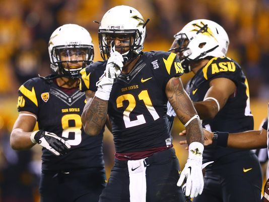 Asu Football Has Unfinishedbusiness This Year Football