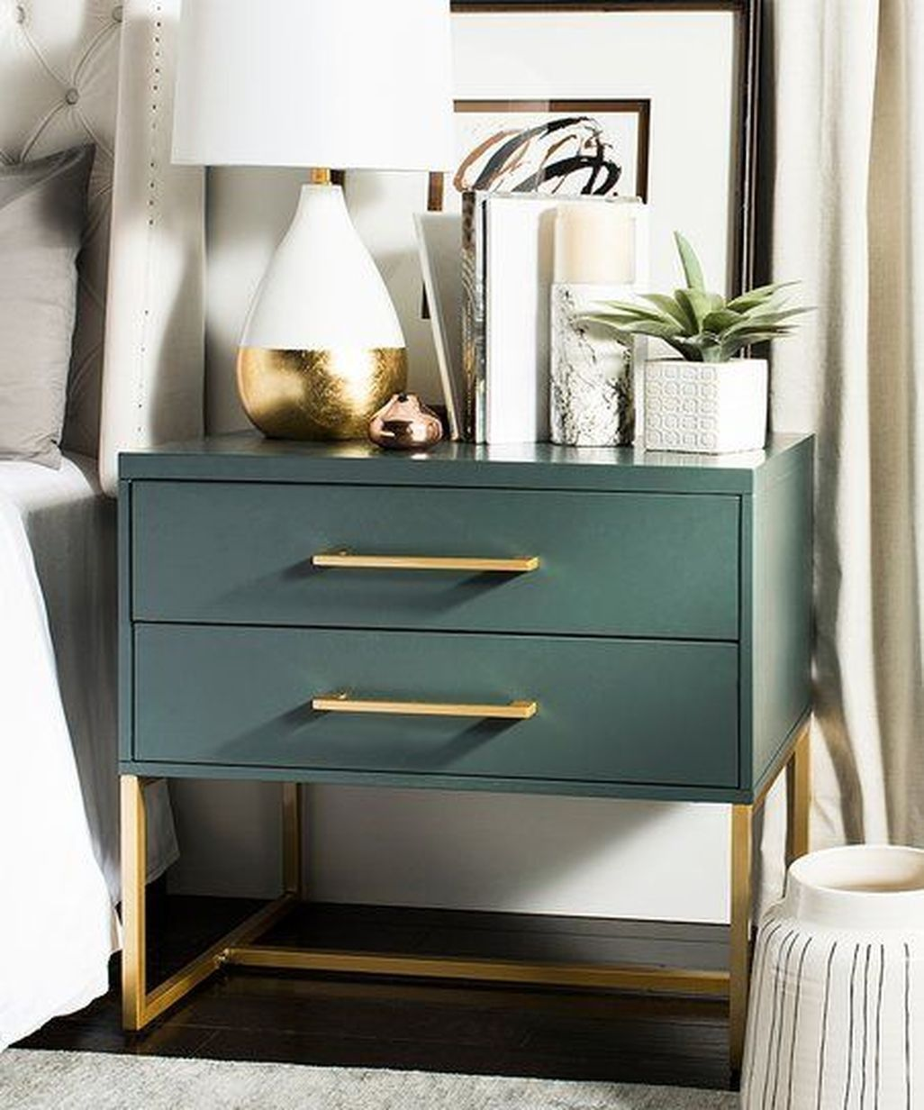 48 Efficient Interesting Nightstand Designs Ideas