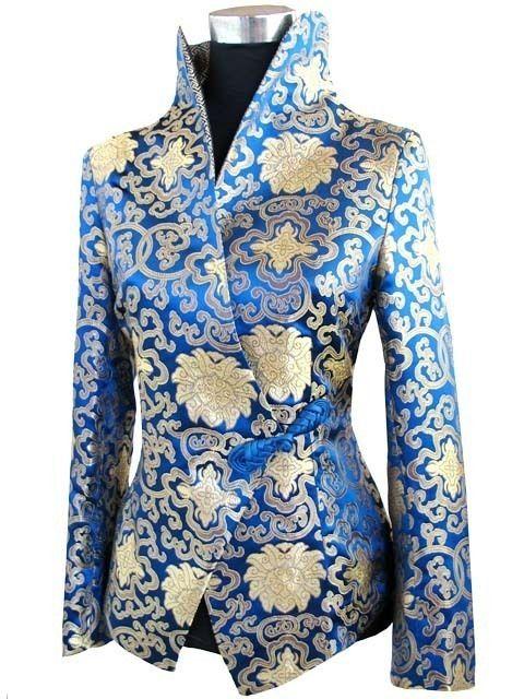 Chinese jacket   Kleidung 2   Pinterest   Blazer, Kleidung und Bluse