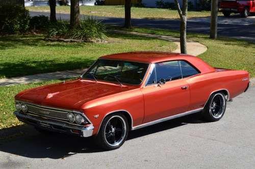 1966 Chevrolet Malibu 454