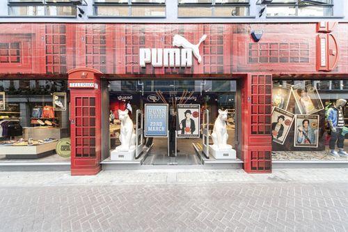 Puma @ London // Plajer & Franz | vm d | Puma store, Store ...