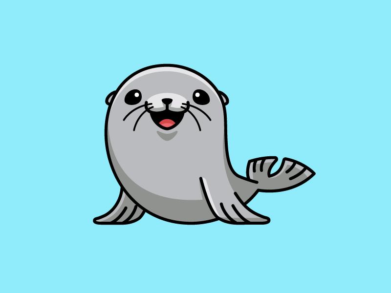 Sea Lion Animal Logo Design Inspiration Pet Logo Design Sea Lion