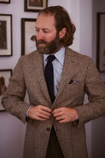Drake's with D. Coggins: The Capsule Collection | Tweed