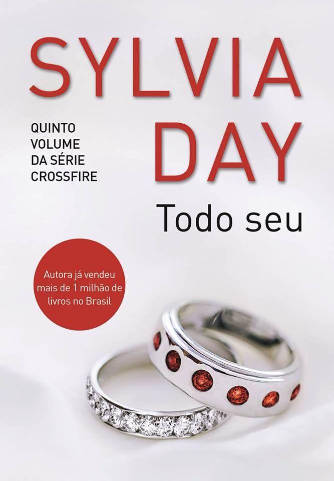 Ordem Dos Livros Serie Crossfire Livros De Sylvia Day Sylvia Day