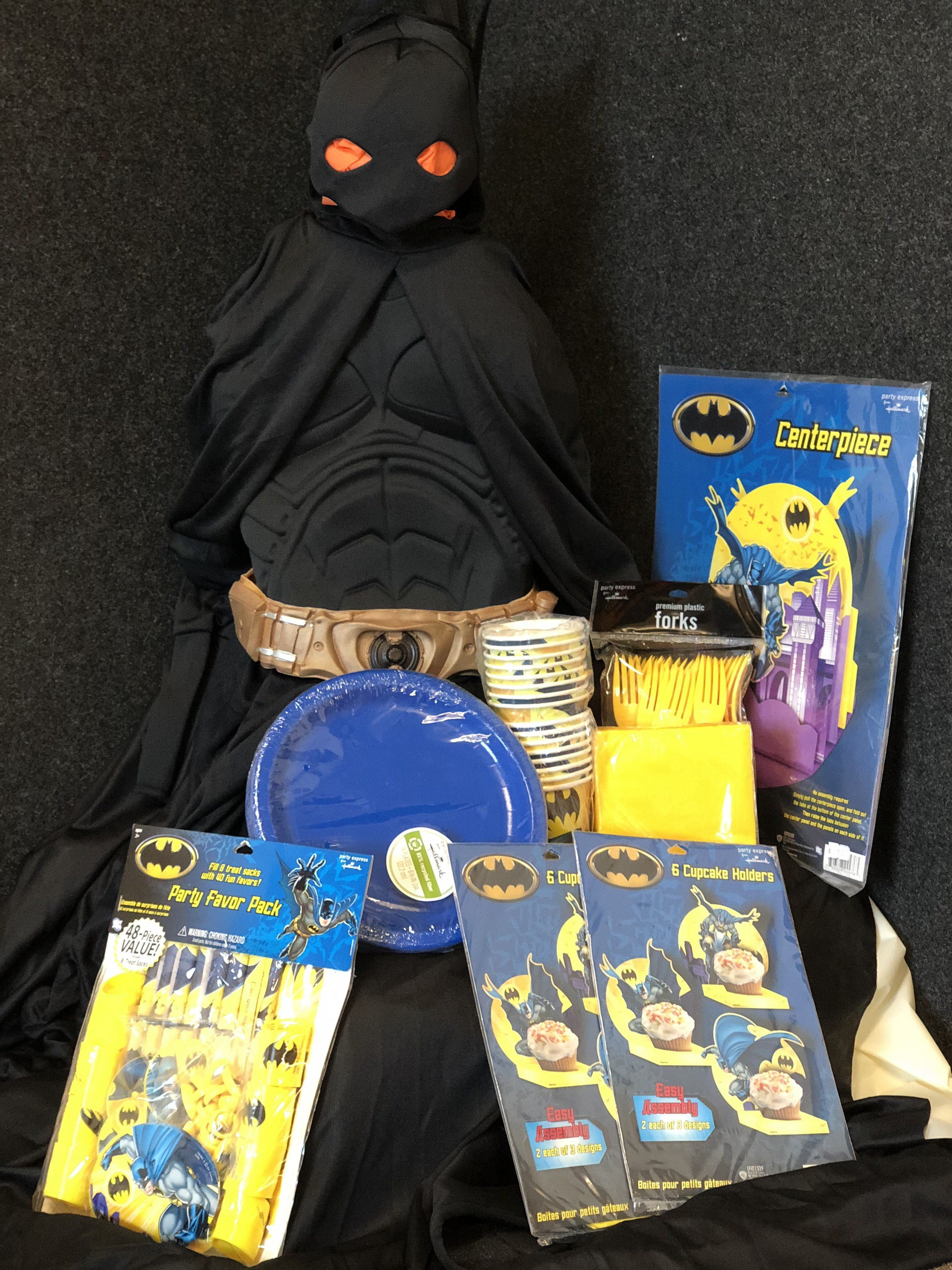 Boys Batman Party Package (Size 2T-4T) | Products | Pinterest ...