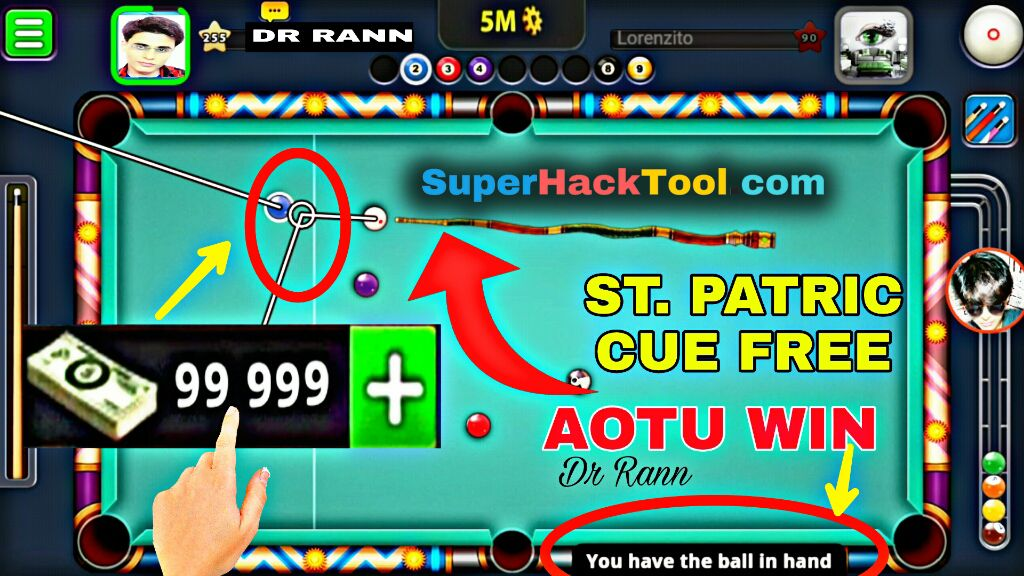 How To Get Unlimited Cash And Coins 8 Ball Pool Choose Your