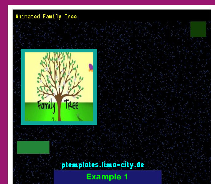 Animated Family Tree Powerpoint Templates 134943 The Best Image