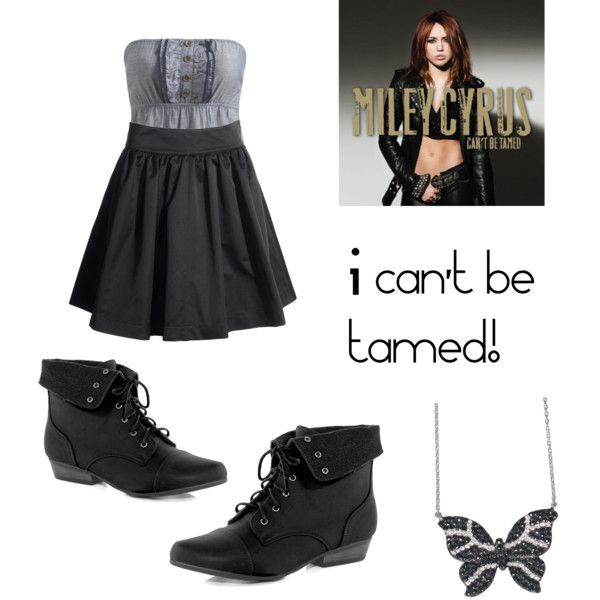 """""""cant be tamed!"""" by sandbythetireswing on Polyvore"""