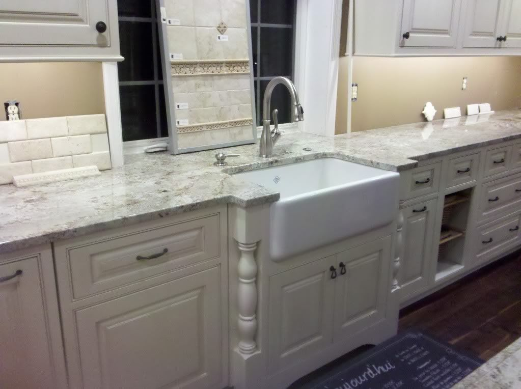 Farmhouse Sink | Not Using Yet But Loving My Farmhouse Sink. Its So Soft And