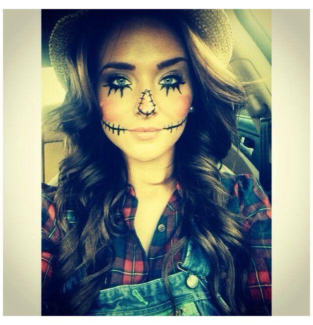 scarecrow costume overalls women -   19 diy Halloween Costumes cat ideas