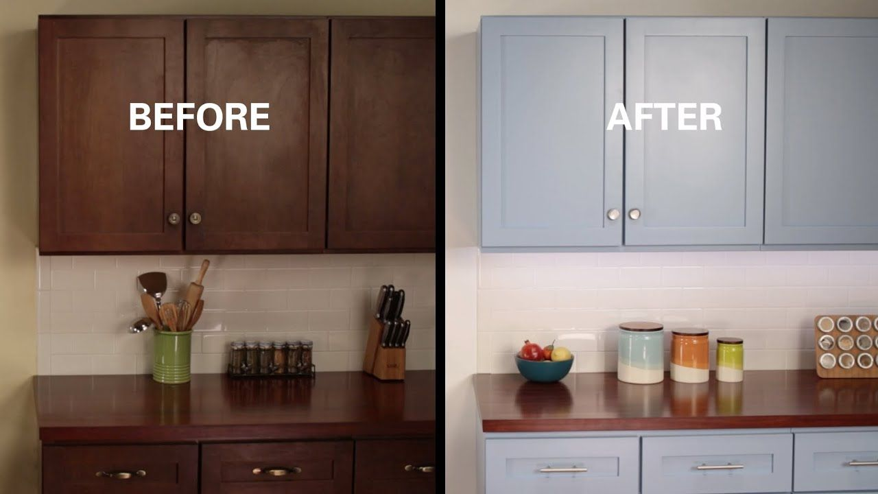 How To Strip And Refinish Kitchen Cabinets Feels Free Follow
