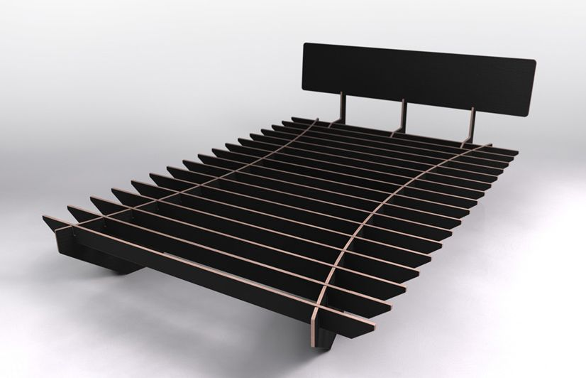 Flat pack bed australian design review bed frames for Flat pack muebles