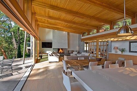 Gulf Island House by Phillip Van Horn Design   Hom