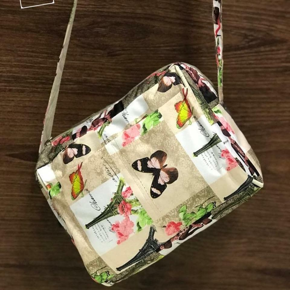 New Korean Flowers Fashion Sling Bag Inr 649 Siz Flower