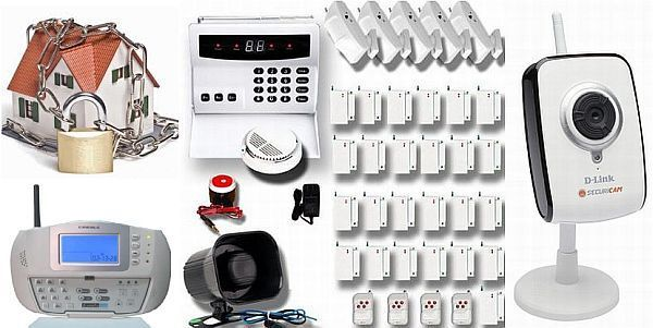10 Hi Tech Home Security Systems Home Security Alarm System Home Security Systems Home Security