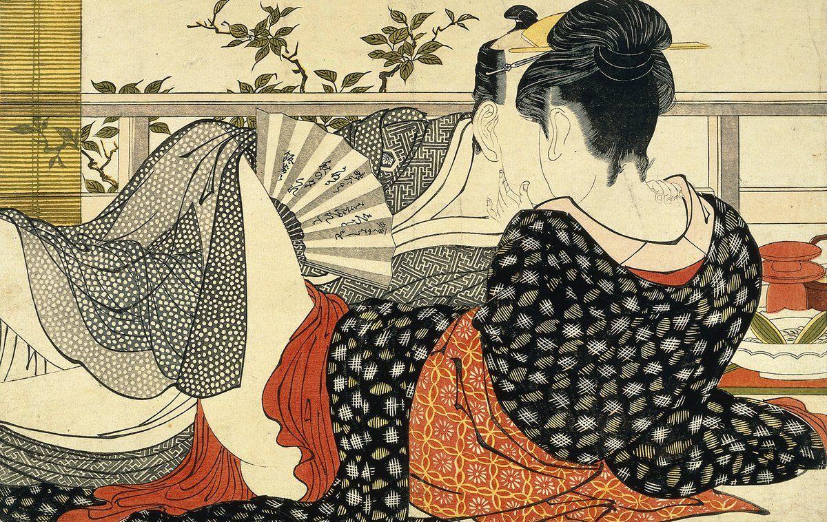 Sex art japan